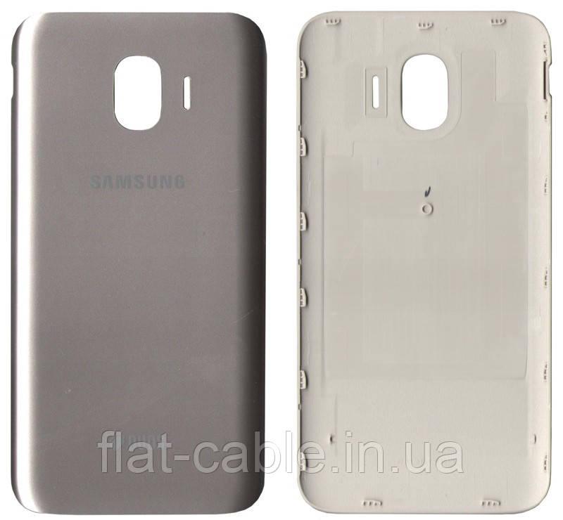 Кришка задня Samsung J250 Золотистий