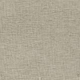 Декоративная однотонная рогожка серого цвета для штор 84448v5, фото 2