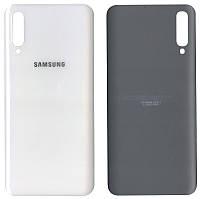 Крышка задняя Samsung A505 Galaxy A50 (2019) Белая
