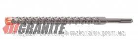 GRANITE  Сверло для бетона SDS-MAX 20* 600 QUATTRO S4 GRANITE, Арт.: 4-20-600