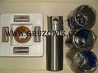 Комплект поршневой, поршневая группа (4 гильзы+4 поршня +4 пальца+4 кольца) FAW 1031 (SD490QZL 2,54L), фото 1