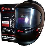 Зварювальна маска Edon 7000, фото 2