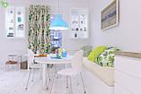 Декоративная ткань пэтчворк зеленый Испания 83353v1, фото 2