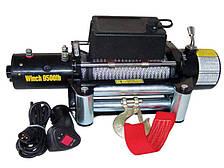 Автомобильная лебедка Титан ПАЛ9500 (PAL10000)