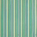 Декоративная ткань в полоску зелено-голубого цвета с синим Турция 82788v71, фото 4