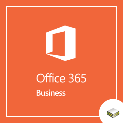 Microsoft Office365 Business Premium 1 User 1 Year Subscription Russian Medialess BOX
