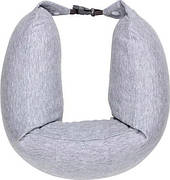 Подушка рукав Xiaomi 8H Travel U-Shaped Pillow 640х165мм Серая (U1 / GREY)