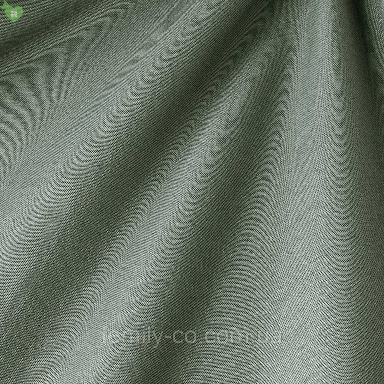 Однотонная декоративная ткань платинового цвета Испания 82461v34