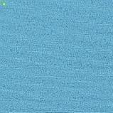 Однотонная декоративная ткань небесного цвета Испания 82438v30, фото 3