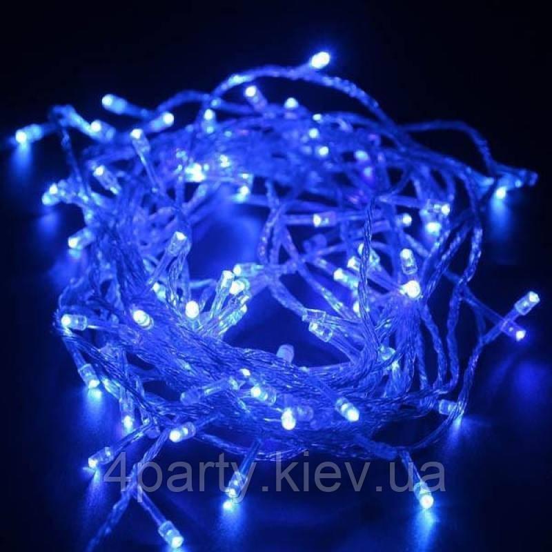 Гирлянда 300 ламп Синяя 270216-025