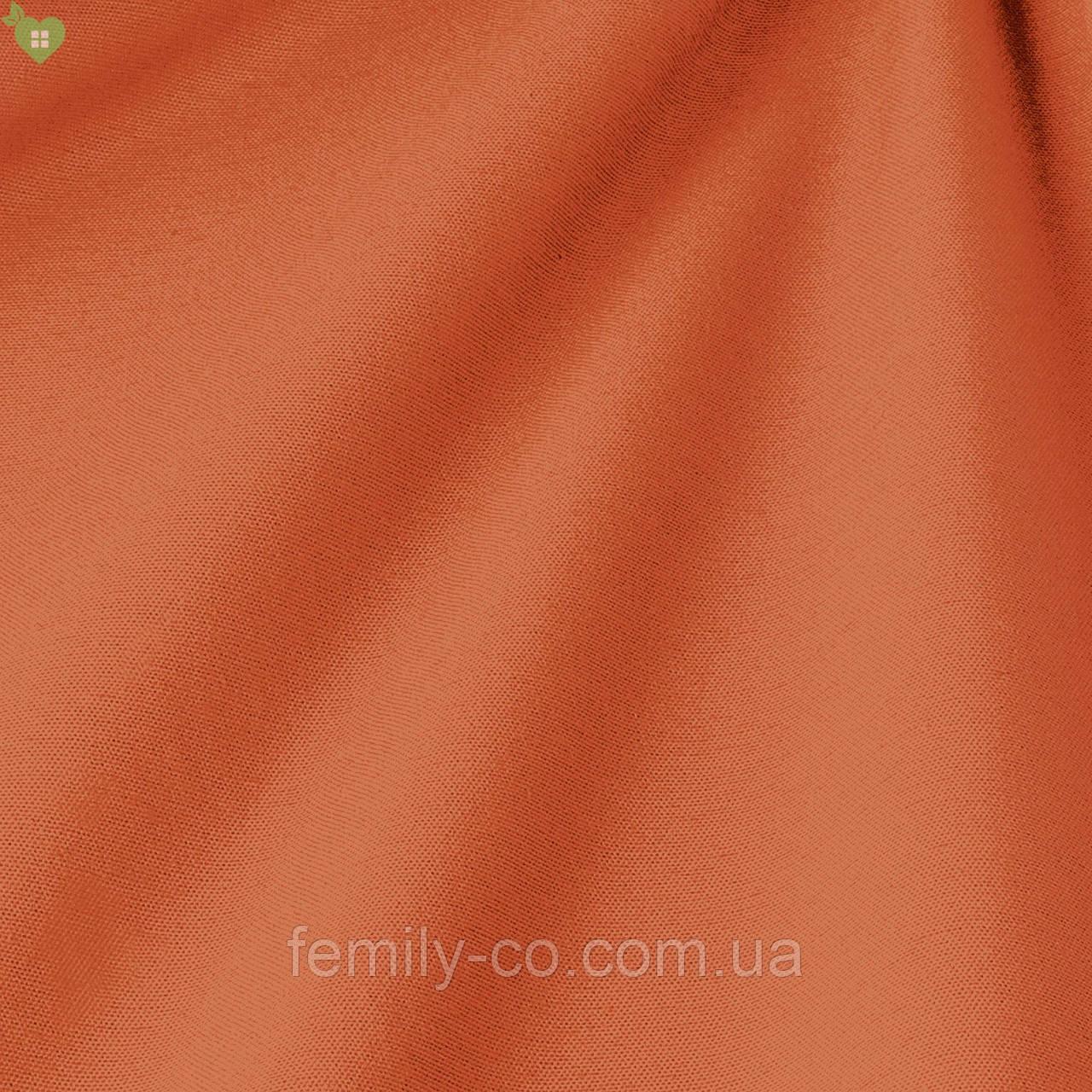 Однотонная декоративная ткань цвета кожуры апельсина Испания 82454v15