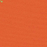 Однотонная декоративная ткань мандаринового цвета 82455v14, фото 3