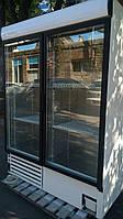Холодильный шкаф COLD бу. холодильник стеклянный бу., фото 1