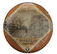 Сыр OVERJARIG Brokkel Kaas 48% Gouden Eeuw 3 jaar gerijpt   1000 дней Старый екстра выдержанный 48% жырности