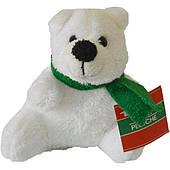 Игрушка мягкая Мишка белый (CH) 070916-003