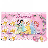 Игра с наклейками Принцессы 1507-0698