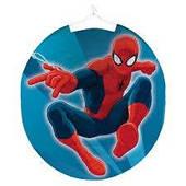 Подвесной фонарик Человек паук 1410-3017