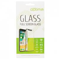 Защитное стекло на Huawei Honor 10 Black Full Screen для экрана телефона.