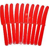 Набор ножей (красные) 1502-3135