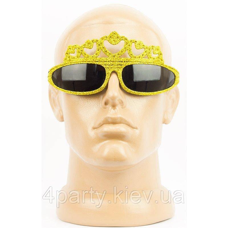 Очки Корона (золото) 250216-1542