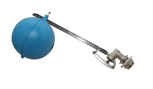 """Клапан поплавковый F.A.R.G 6/4"""" с пластиковым шаром"""