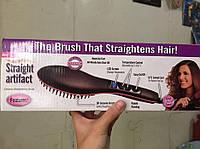 Керамическая щетка для выпрямления волос HQT-906B