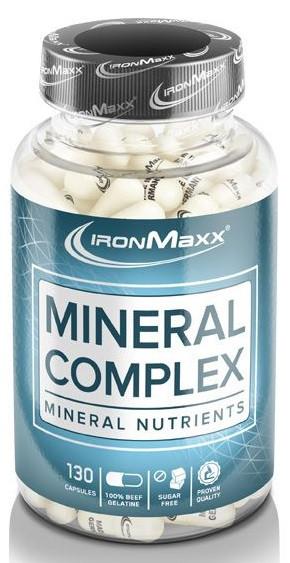 Минеральный комплекс IronMaxx - Mineral Complex (130 капсул)