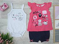 Комплект для малыша 9-12-18-24мес.