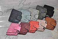 Baellerry Forever Mini, замшевый женский кошелек