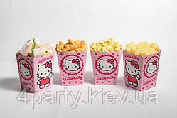 Коробочка для солодощів Hello Kitty 5 шт 081017-003