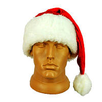Шапка Деда Мороза мех (детская) 241117-020