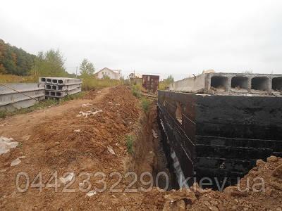 Копка траншей под коммуникации в Киеве и Киевской области - фото 2