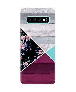 Чехол на Samsung Galaxy S10 Plus Pattern