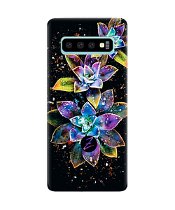 Чехол на Samsung Galaxy S10 Plus Magical flowers