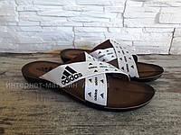 Мужские шлепанцы в стиле Adidas , 40, 41, 42, 45