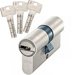 Цилиндр Abus Bravus compact 4000 60 (30x30) ключ-ключ