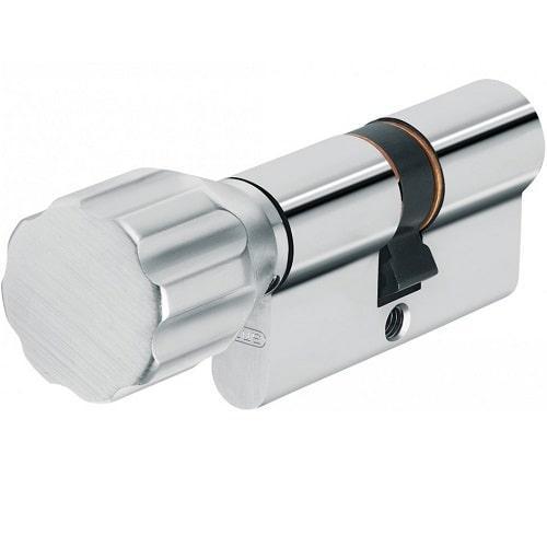Цилиндр Abus Bravus compact 4000 80 (40x40Т) ключ-тумблер