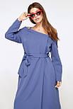 2310 платье Ноттэ, джинс (S), фото 2