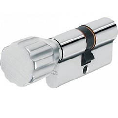 Цилиндр Abus Bravus compact 4000 85 (35x50Т) ключ-тумблер