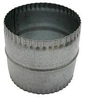 Соединение для гофры Ø120мм