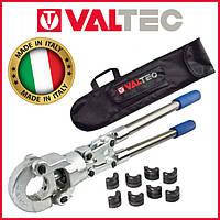 Пресс-клещи ручные малогабаритные с насадками 16-20-26-32мм VALTEC (VTm.293)