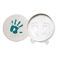 Набор для оттиска ручек и ножек Baby art Магическая коробочка Круглая, фото 1