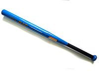 Бита бейсбольная алюминиевая BAT PROFI 78 см Синий (МП MS 1428-5), фото 1