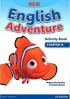 New English Adventure Starter A Activity book+CD