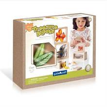 Набор блоков Guidecraft Natural Play Сокровища в ящиках прозрачный