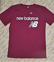 Модная футболка для мальчикаNEW BALANCE 13-14  лет