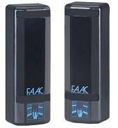 Фотоелементи для воріт (приймач, передавач) 20м FAAC