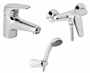 Набор смесителей GENEBRE GE2 03GE2-shower