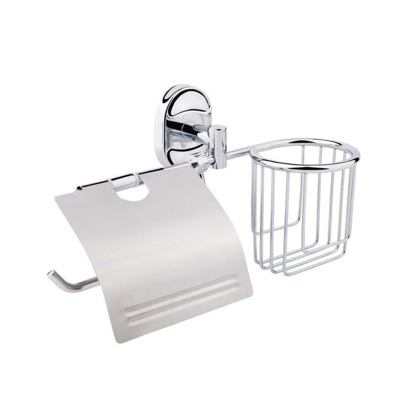Держатель туалетной бумаги GF Italy (CRM)/S-2903-1