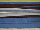 Летняя пижама для мальчика полосатая синяя р.86-92, 122-128  (OZTAS, Турция), фото 4